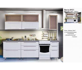 Кухонный гарнитур МДФ Венеция 31