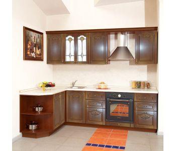 Кухонный гарнитур с патиной  КАМИЛА