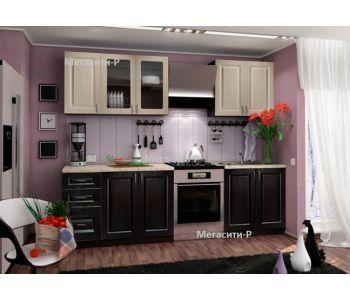 Кухонный гарнитур Милена 2,0 м МДФ ПВХ матовая