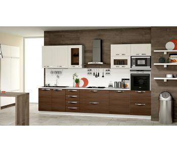 Кухонный гарнитур Сабрина (3,0 м)