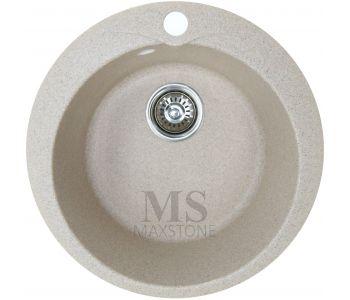 Мойка для кухни из искусственного камня МС-1 Песок