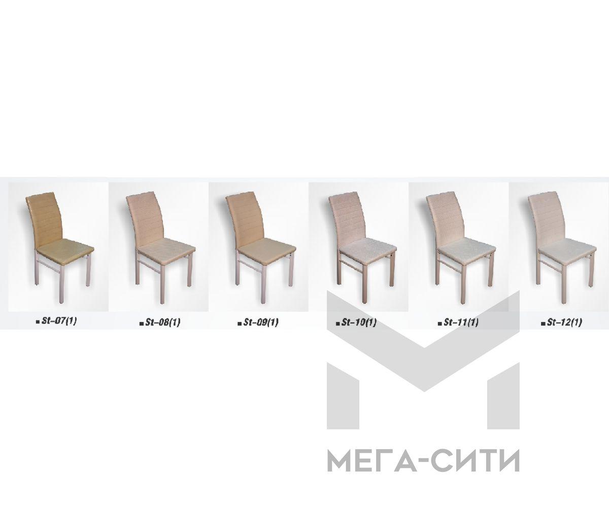 Новинка 2016. Современный стул с мягкой спинкой