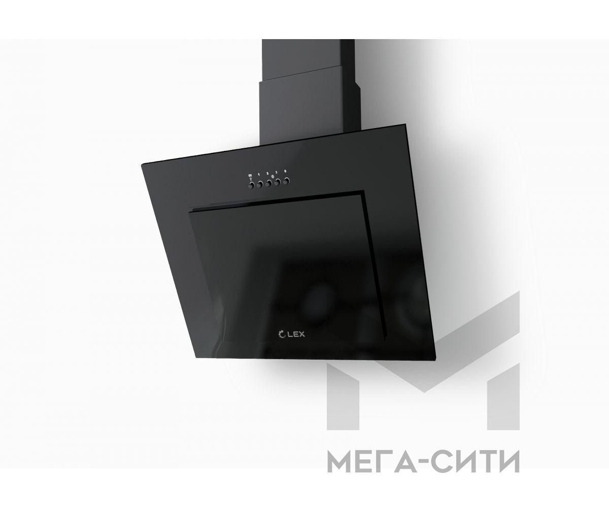 Вытяжка для кухни MINI 600 BLACK