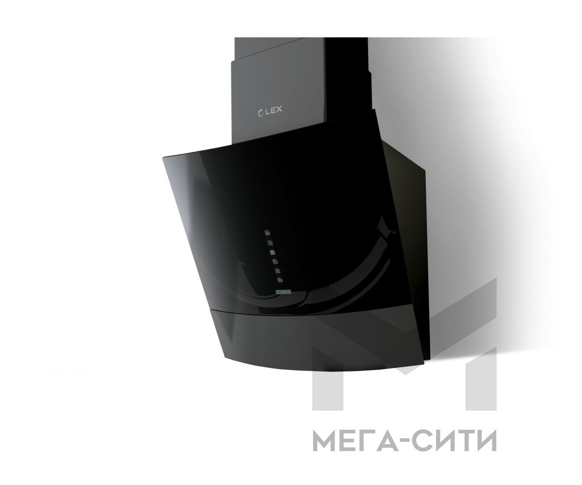 Вытяжка для кухни TATA 900 BLACK