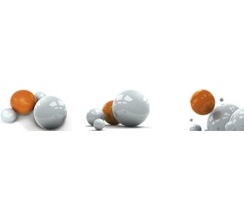 Стеновая панель (высокоглянцевая) Msk 3D шары