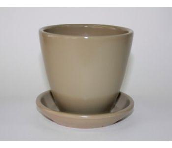 Горшки керамические, комплект, производство Польша, 1000