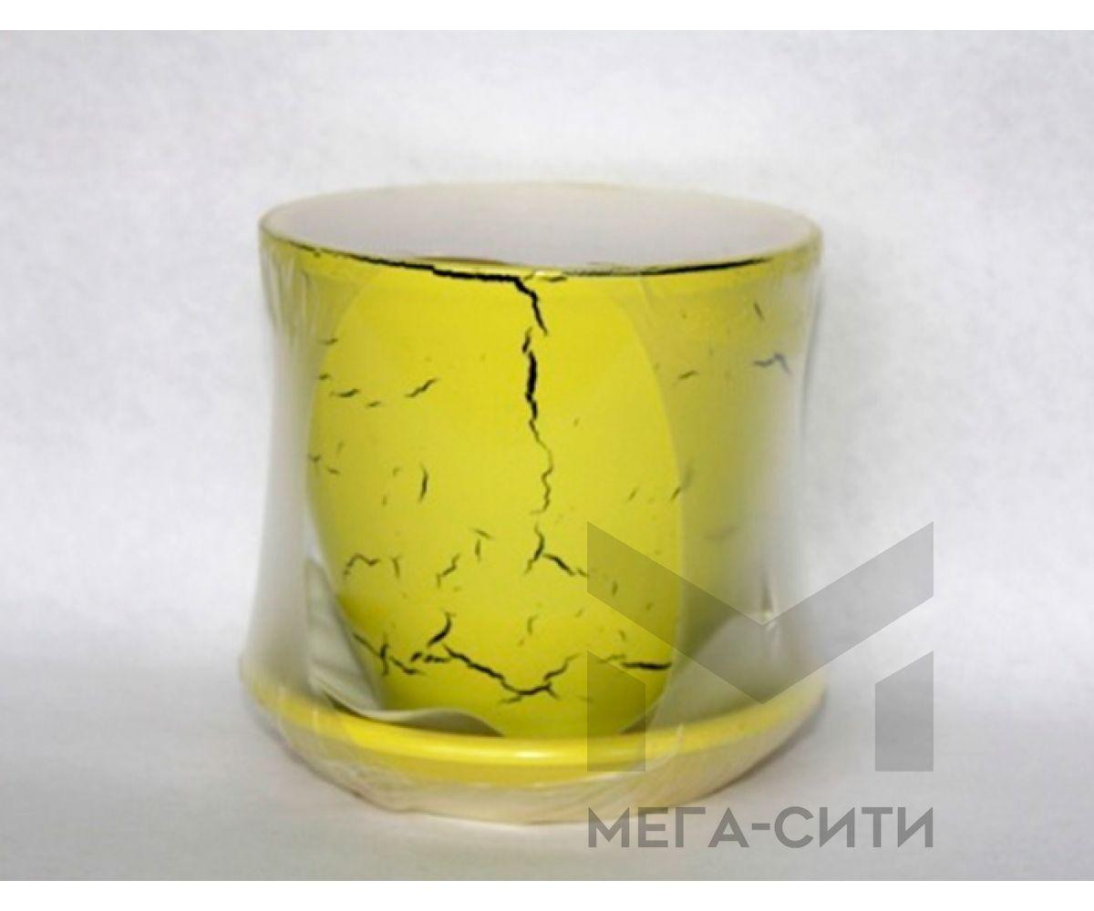 Горшки керамические, комплект, производство Польша, 1016C