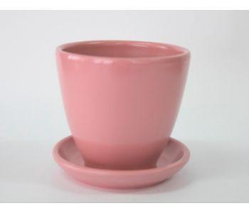 Горшки керамические, комплект, производство Польша, 3015