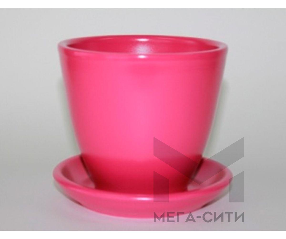 Горшки керамические, комплект, производство Польша, 4010
