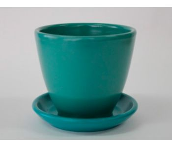 Горшки керамические, комплект, производство Польша, 5021