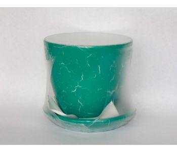 Горшки керамические, комплект, производство Польша, 5021C