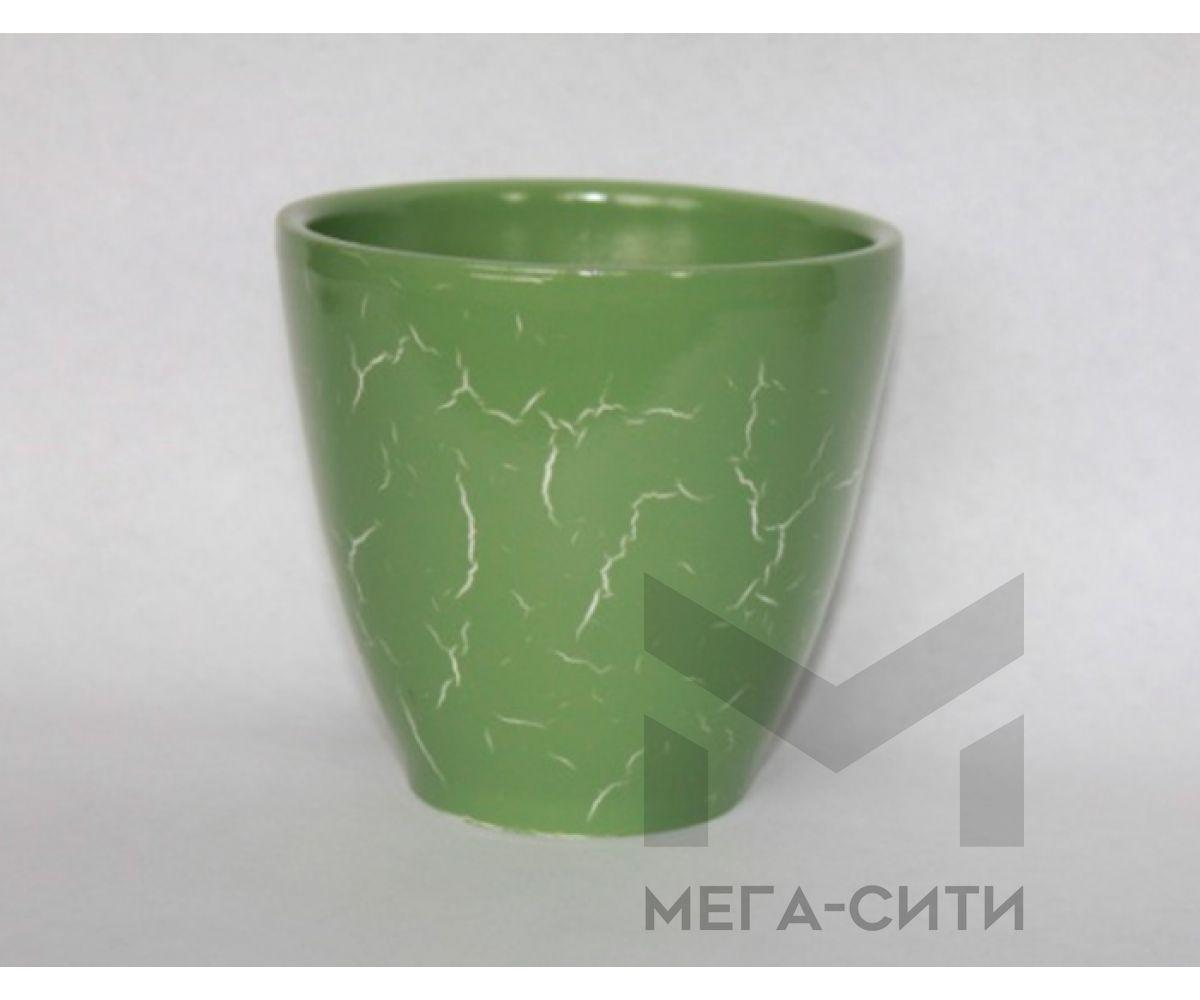 Горшки керамические, комплект, производство Польша, 6021С