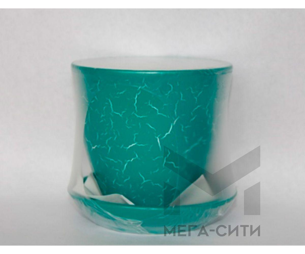 Горшки керамические, комплект, производство Польша, 6033C