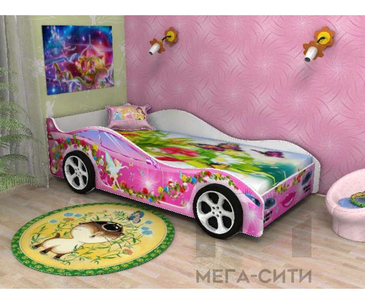 Кровать машинка