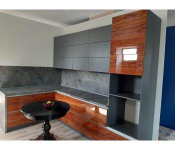Кухонный гарнитур Мадрид МДФ 1,8-3м