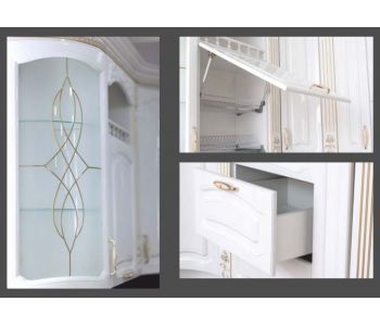Кухонный гарнитур Венеция МДФ 1,5-2,3м