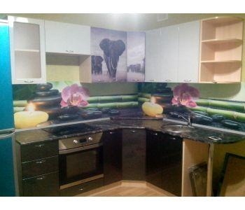 Готовая работа,Кухня Слоны