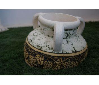 ландшафтная керамика  Амфора 3 р виноград