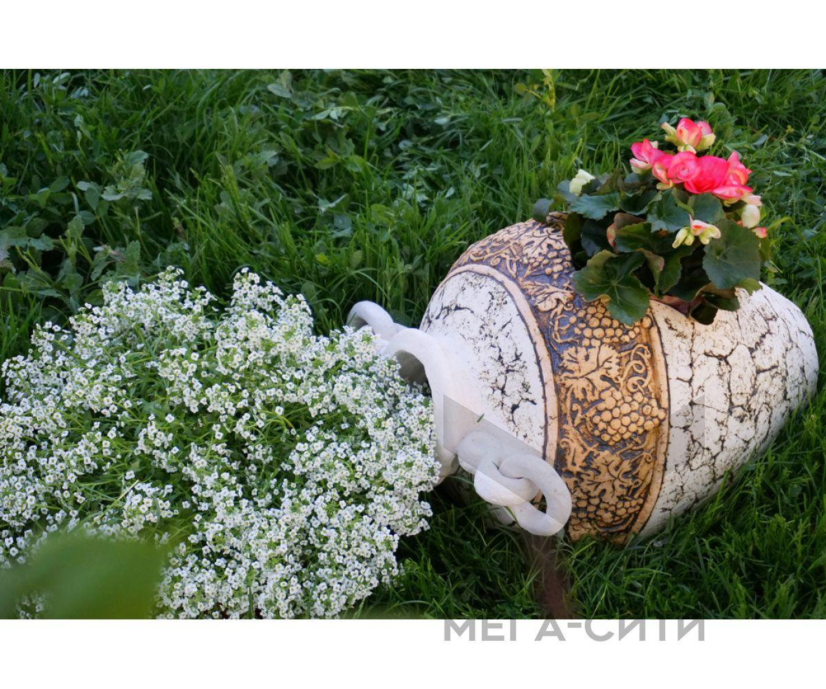 ландшафтная керамика Амфора 2 р Виноград