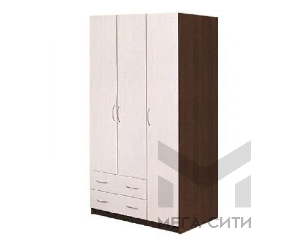 Шкаф 3ех стврочатый