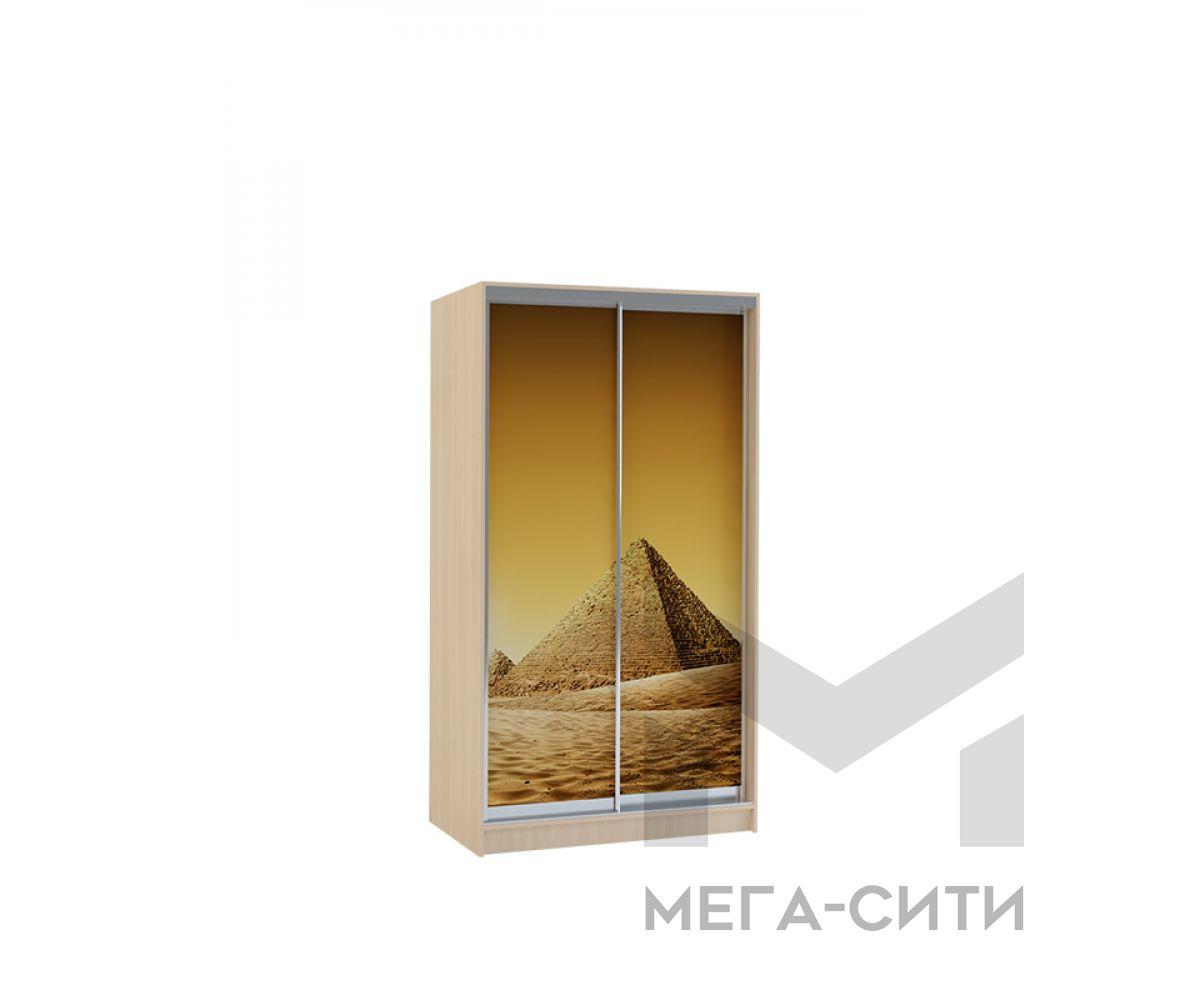 Шкаф купе 1,2 dub moloch piramidi copy