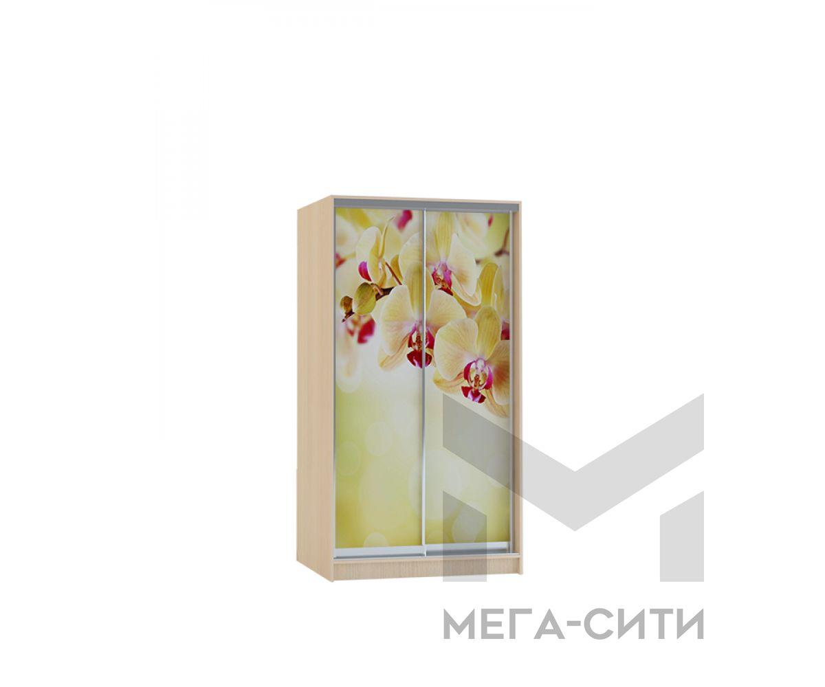 Шкаф купе Vivat 1,2 dub molochnii orchid copy