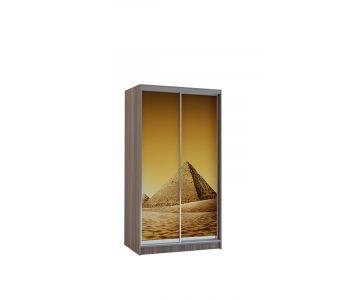 Шкаф купе Vivat 1,2 shimo temn piramidi copy