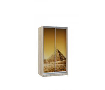 Шкаф купе Vivat 1,2 sonoma piramidi copy