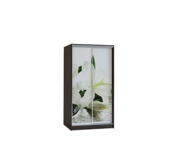 Шкаф купе Vivat 1,2 venge lilii copy