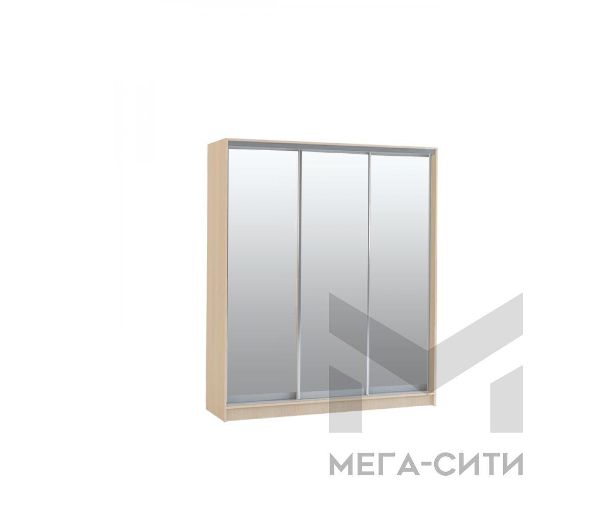 Шкаф купе Vivat 1,77  dub moloch3 zerkala copy