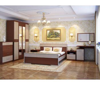 Спальный гарнитур Диана-1.3