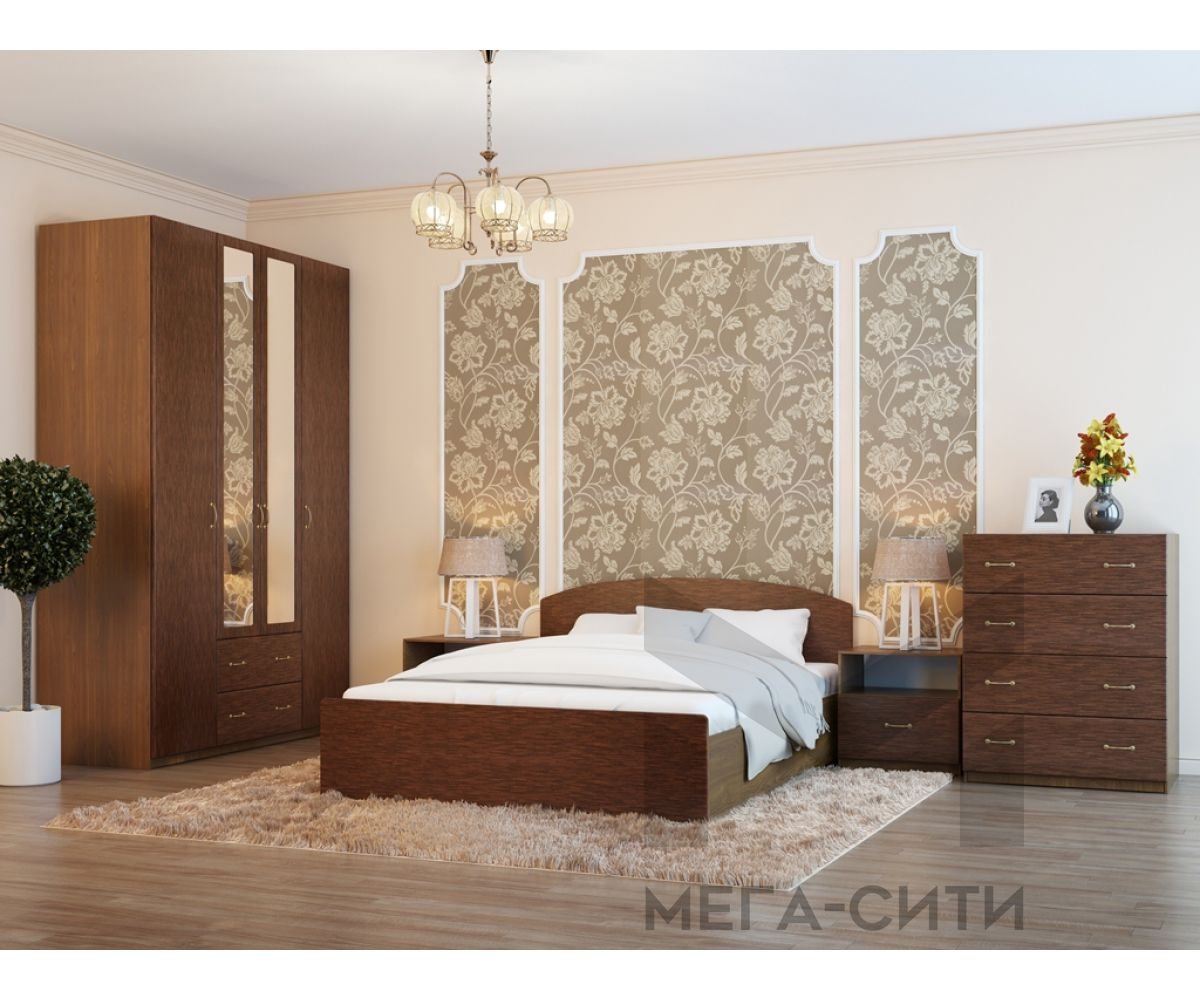 Спальный гарнитур Классик-6 ''Сигма''