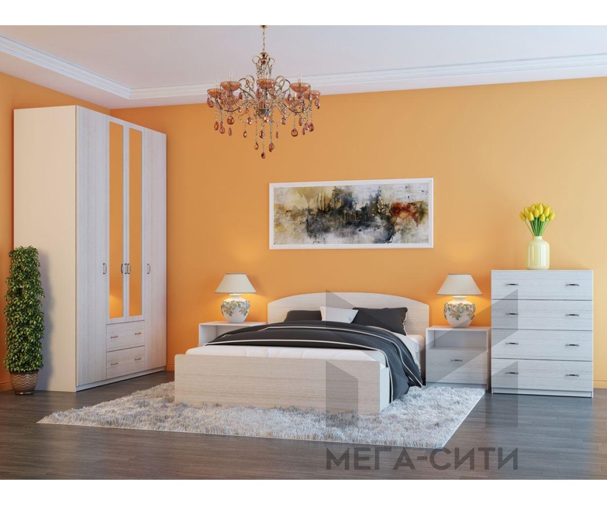 Спальный гарнитур Классик-1 спальня лдсп