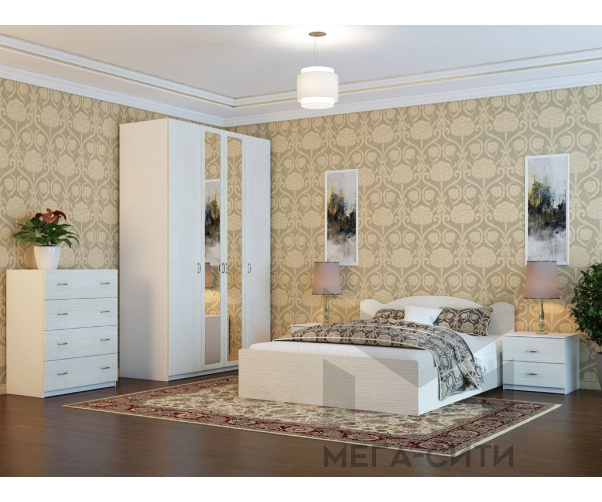 Спальный гарнитур Классик-2 лдсп