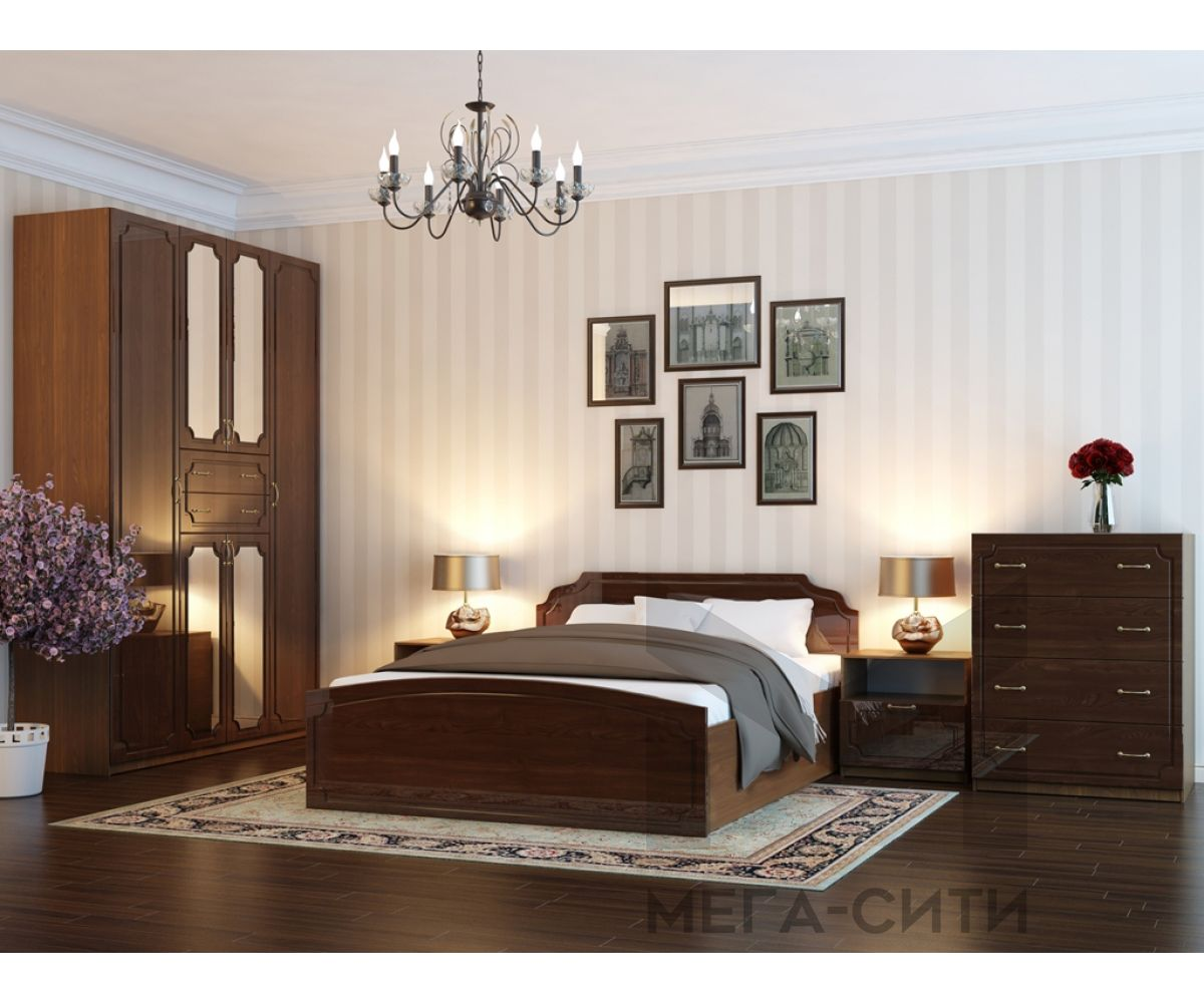 Спальный гарнитур Классик-4