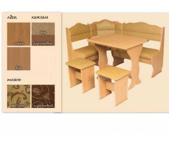 Кухонный уголок Тип №3
