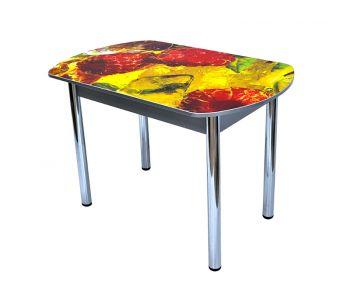 Стол обеденный МДФ Высокий глянец.