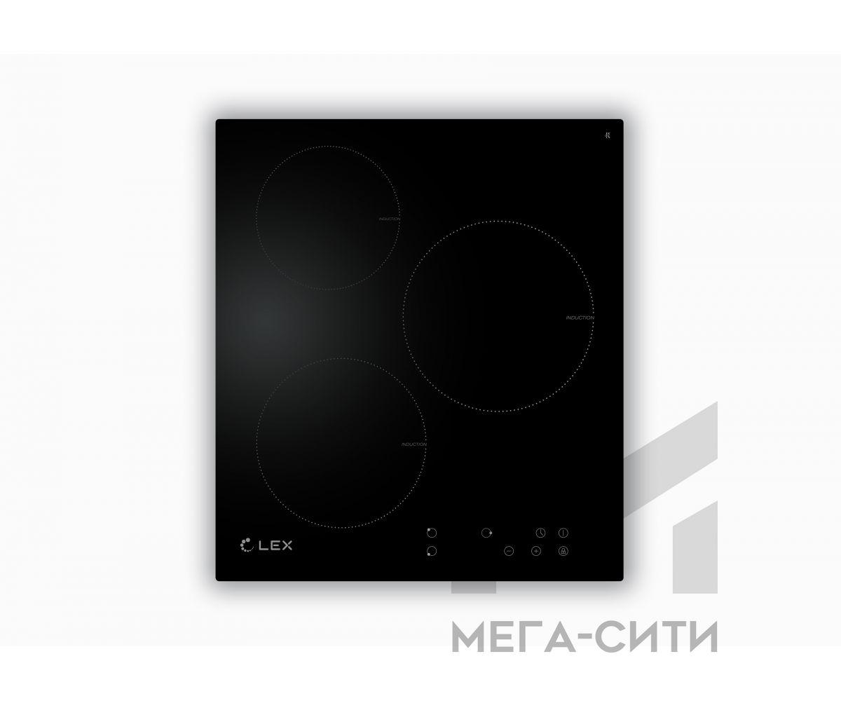 Варочная панель  электрическая  LEX LEX EVI 430 BL