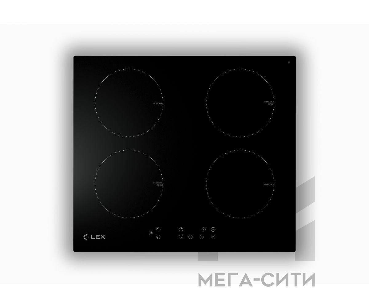 Индукционная варочная панель LEX EVI 640-1 BL
