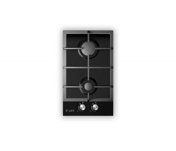 Газовая варочная панель  LEX  GVG 320 BL