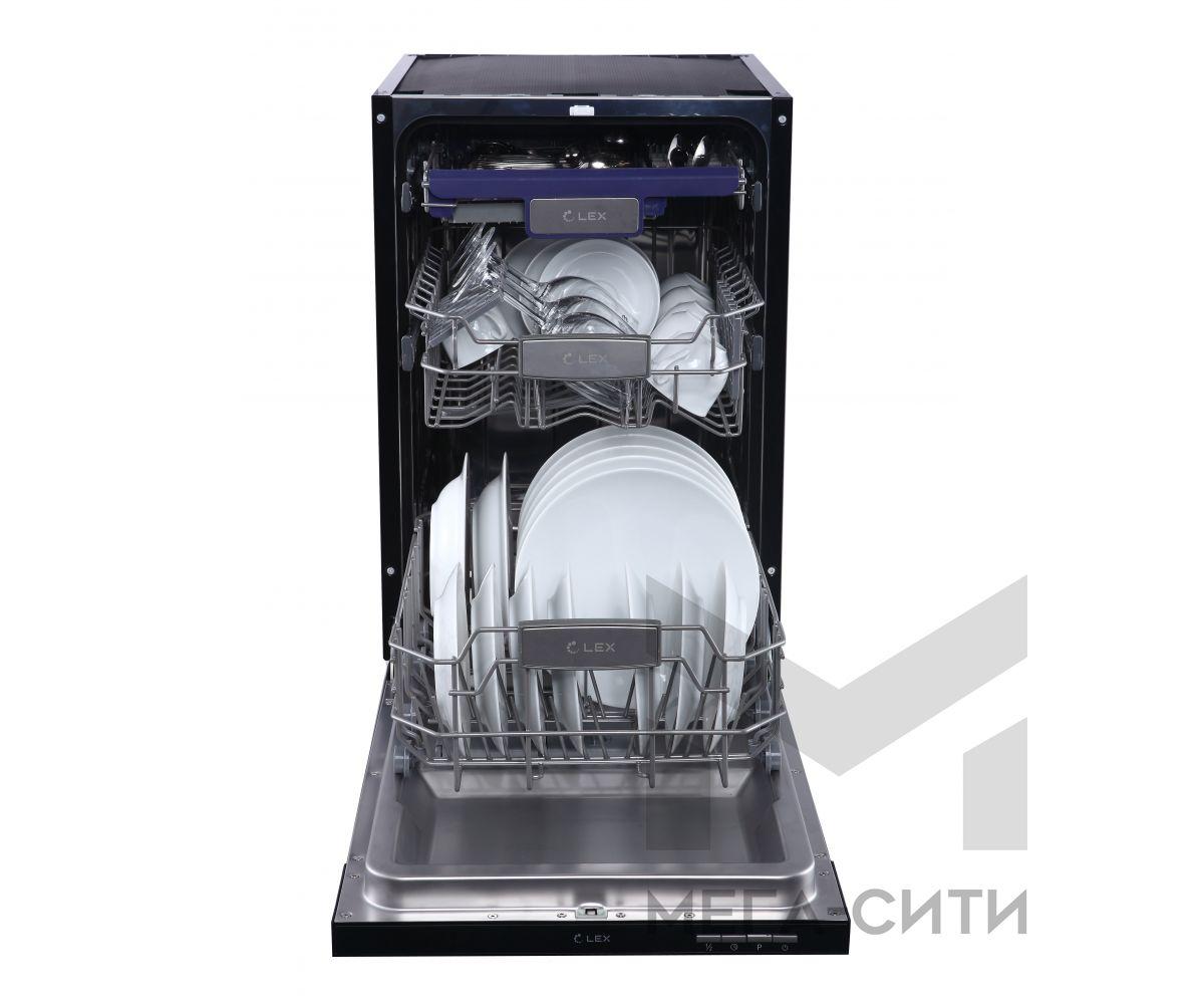Посудомоечная машинка  LEX PM 4563 N