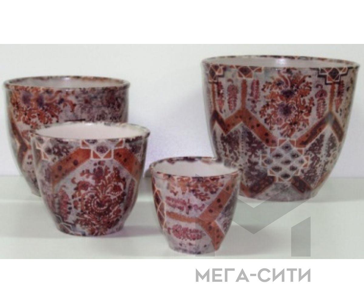 Горшки керамические,комплект,производство Польша №3