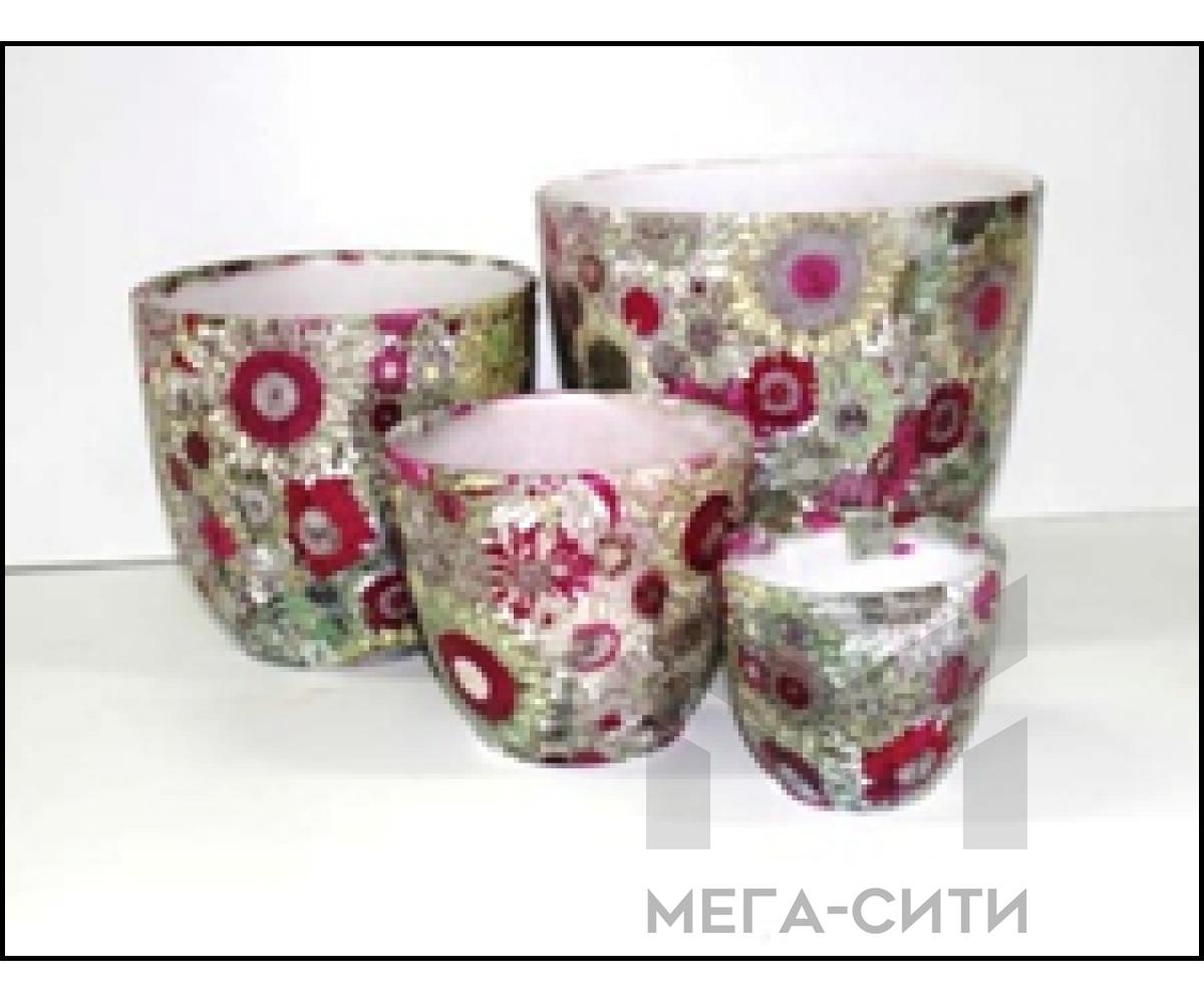 Горшки керамические,комплект,производство Польша №7