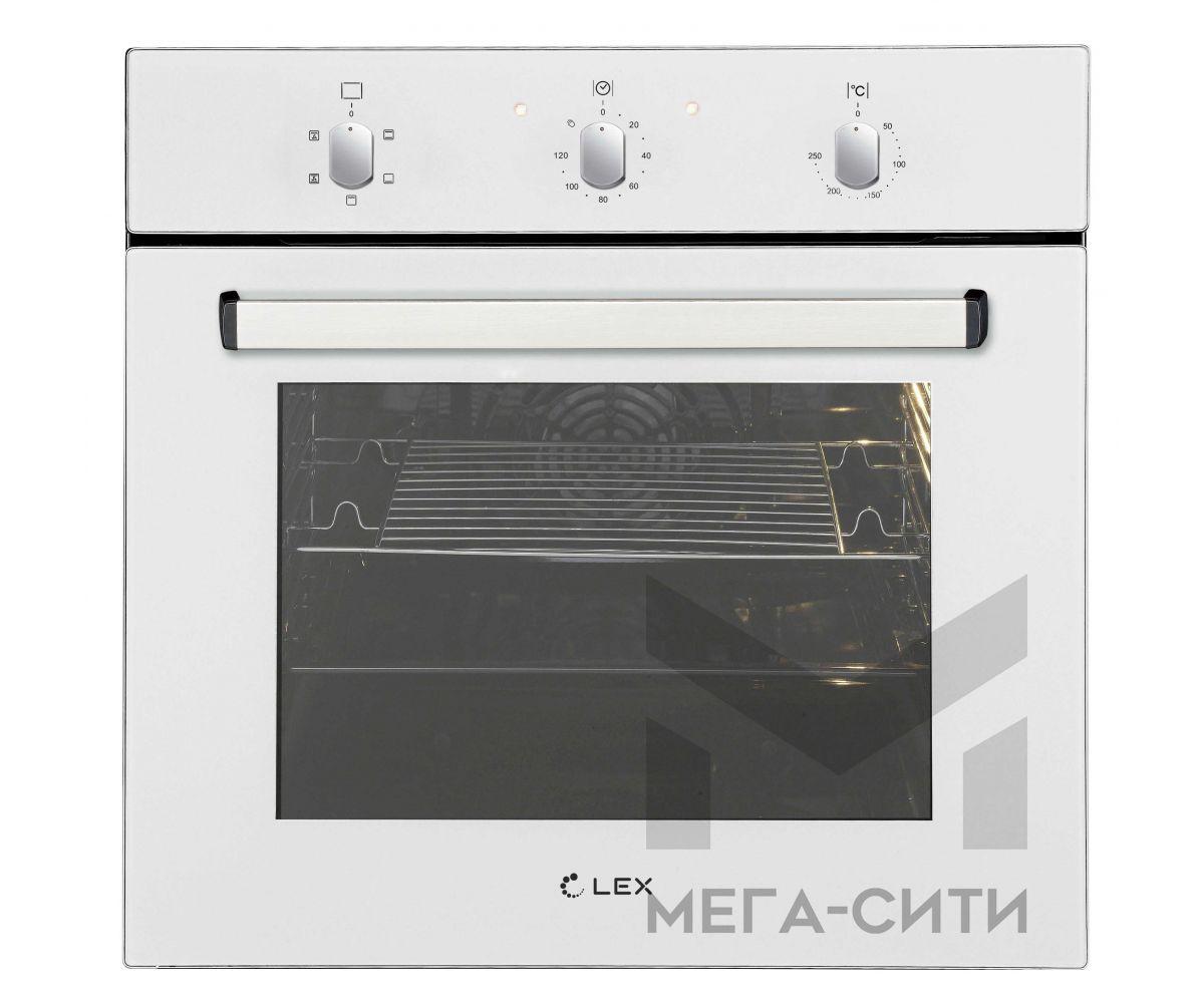 Духовой шкаф  LEX   EDM 050 WH