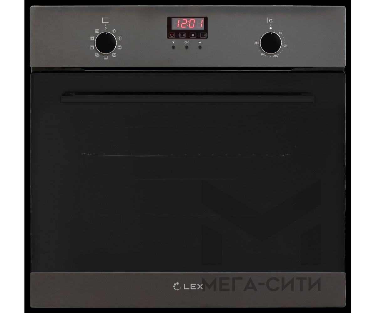 Духовой шкаф  LEX   EDM 090 BL Matt Edition