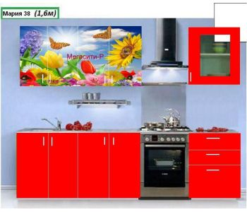 Кухни по цвету